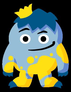 netvorking-maskot